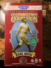 Babe Ruth 12 Inch 1996 Starting Lineup Cooperstown Collection In Box. Limited!