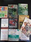 Nonfiction Book Lot 11 Books Biggest Loser Plants Gardens and Cooking