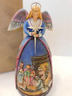 Jim Shore Angel Nativity Gown Figurine 4003273 A Star Shall Guide Us