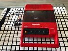 Vintage '77 Panasonic RQ-44 IC Cassette Recorder Player AC/DC With 6 VoltAdapter