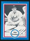 Hank Greenberg Cards, Rookie Cards and Autographed Memorabilia Guide 21