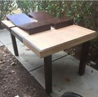 GEORGE NELSON HERMAN MILLER MID CENTURY MODERN DINING TABLE PROJECT