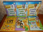 Leap Frog Tag Reading Pen w 10 Books  Lots of Extras Excellent Condition