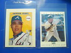 Chipper Jones Cards, Rookie Cards and Autograph Memorabilia Buying Guide 20