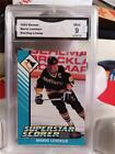 1993 Kenner Starting Lineup Mario Lemieux Graded  9 MINT
