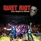 Quiet Riot - One Night In Milan [New CD] With DVD