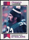Franco Harris Cards, Rookie Card and Autographed Memorabilia Guide 17