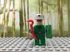 LEGO DC Universe THE RIDDLER Minifigure Super Heroes 6857 Duo Funhouse NICE