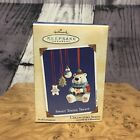 Hallmark Ornament SWEET TOOTH TREATS 2002 First in Series BEAR New (A83)