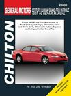 Repair Manual fits 1997-2000 Pontiac Grand Prix  CHILTON BOOK COMPANY