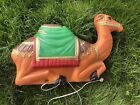 Empire 28 Nativity CAMEL Blow Mold with BOX General Foam Light Up Christmas