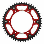 Supersprox Stealth Red Rear Sprocket with 49 Teeth for Beta RR 4T 525 2005-2009