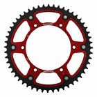 Supersprox Stealth Red Rear Sprocket with 52 Teeth for Beta RR 4T 525 2005-2009