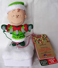 2015 Hallmark Linus Christmas Light Show Peanuts Gang Wireless NEW MINT with Tag