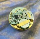 2803) Vintage Eterna Matic Electronic Men's Movement 1555 Working Conditions