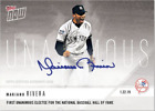 On-Card Autograph #'d to 99 - Mariano Rivera - MLB TOPPS NOW® OS64A