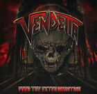 VENDETTA Feed the Extermination CD thrash metal grinder deathrow whiplash realm