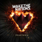 Wake The Nations - Heartrock [New CD]