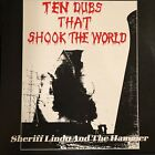Rare Reggae LP Sheriff Lindo & The Hammer Ten Dubs That Shook The World ER001