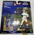 Starting Lineup 1999 Chan Ho Park Action Figure Los Angeles Dodgers. New