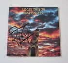 Roger Taylor : Happiness - Genuine Signed CD Dutch Album Autograph 1994 Queen