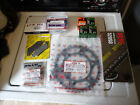New 2008-2018 KTM 690 Enduro Parts Lot Chain/Sprockets/Brake Pads/Oil Fiters,ETC