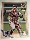 2018 Topps Gypsy Queen Baseball Variations Guide 187