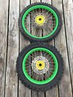 Kawasaki Kx85 Wheel Set