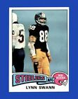 Lynn Swann Cards, Rookie Card and Autographed Memorabilia Guide 14