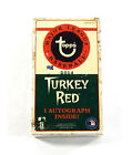 2014 Topps Turkey Red Baseball Factory Sealed Pack Box 1 Auto Per