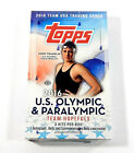 2016 Topps US Olympic & Paralympic Team Hopefuls Factory Sealed Hobby Box