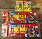 Visual History to Topps Vintage Football Wrappers: 1950 -1980 31