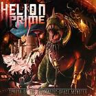 Terror Of The Cybernetic Space Monster, Helion Prime, Audio CD, New, FREE
