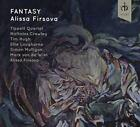 Alissa Firsova: Fantasy, Tippett Quartet;Nicholas Crawley, Audio CD, New, FREE