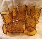 """Colony Whitehall Cubist""  Set Of -8- Juice Glasses"