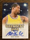 2016 Leaf Greatest Hits Basketball Cards 8