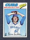 Bruce Sutter Cards, Rookie Card and Autographed Memorabilia Guide 13