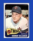 Harmon Killebrew Baseball Cards, Rookie Card and Autographed Memorabilia Guide 14