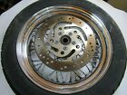 2006 Harley Davidson Dyna Wide Glide Rear Wheel Rim Hub Spoke 17 x 4.50 40863-06