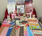 Mixed Lot of Scrapbook Craft Papers Kits Stickers Supplies Etc 40 1