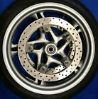 2002 BMW R1150RT Front Wheel Rotors  ABS