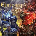 The Chronicles Of Eunomia Part 1, Eunomia, Audio CD, New, FREE & Fast Delivery