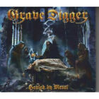GRAVE DIGGER Healed By Metal CD Europe Napalm 2016 12 Track Expanded In Foldout