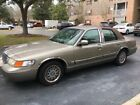 2001 Mercury Grand Marquis GS for $800 dollars