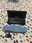 1984 KENNER REAL GHOSTBUSTERS ECTO 1 CAR Parts Dash And Seat