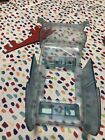 1984 KENNER REAL GHOSTBUSTERS ECTO 1 CAR Parts Fin And Internal Windows