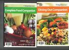 Weight Watchers Complete Food Companion  Dining out Companion 2006