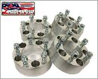 4 pcs 2 Wheel Spacers for Jeep Wrangler JK or Rubicon 2 5x5 6061 T6 USA MADE