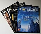 Sky  Telescope Magazines 2018 Essential Guide to Astronomy 4 Magazines