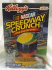 SPEEDWAY CRUNCH NASCAR Collector's Box With Cereal Kellogg's Terry Labonte